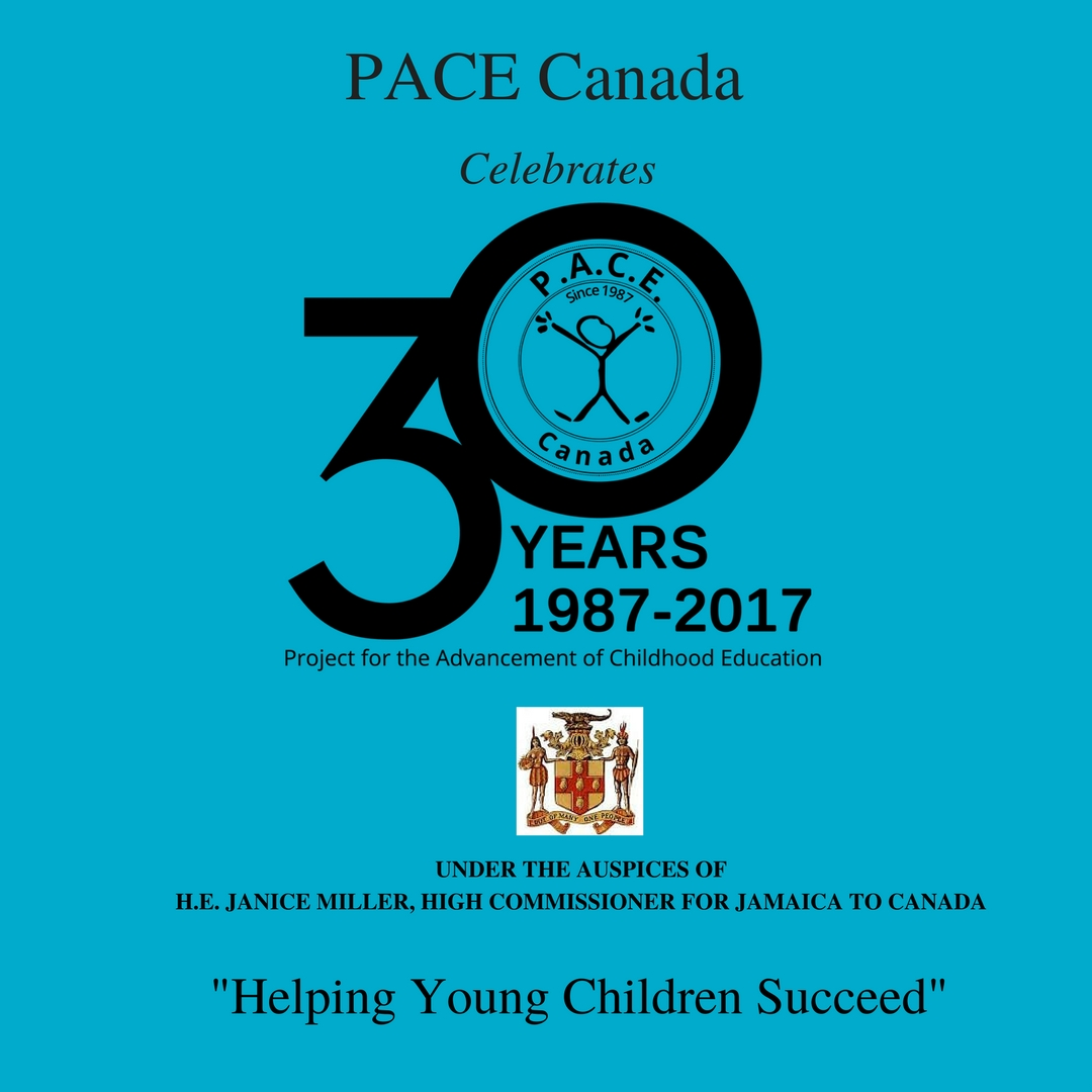PACE Canada 30th announce ment