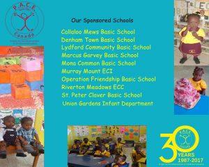 Dr Ralph Masi School Sponsorship Fund 2